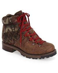 Woolrich 'rockies' Hiking Boot - Brown