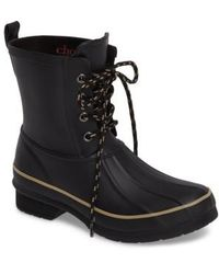 Chooka   Classic Lace-up Duck Boot   Lyst