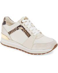 MICHAEL Michael Kors Billie Sneaker - Natural