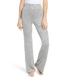 BB Dakota - Wendall Wide Leg Lounge Pants - Lyst