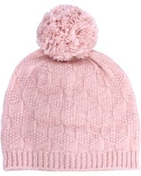 Rebecca Minkoff Pom Beanie - Pink
