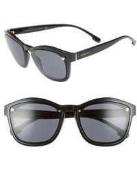 dce3b0012b Versace - Medusa 57mm Square Sunglasses - Lyst