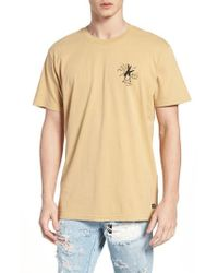 Billabong - X Warhol Slogan T-shirt - Lyst