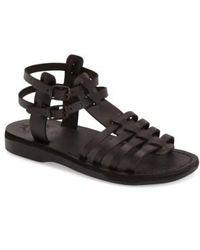 Jerusalem Sandals - 'leah' Sandal - Lyst