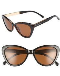Privé Revaux - The Hepburn 56mm Cat Eye Sunglasses - - Lyst