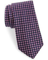 Nordstrom - Kitson Geometric Silk Tie - Lyst