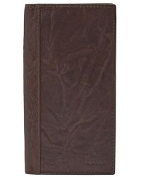 Fossil - Neel Leather Executive Wallet - - Lyst