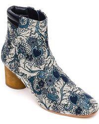 Bernardo - Izzy Boot (white Glove) Women's Boots - Lyst