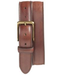 Bosca - The Jefferson Leather Belt - Lyst