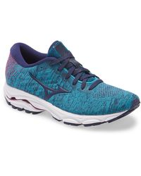 Mizuno Wave Inspire 16 Running Shoe - Blue