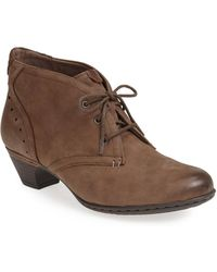 Cobb Hill - Aria Leather Boot - Lyst