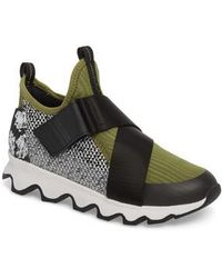 Sorel - Kinetic Sneak High Top Sneaker - Lyst