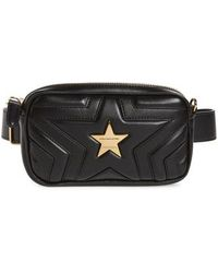 Stella McCartney - Star Alter Faux Leather Fanny Pack - - Lyst