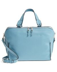 Danielle Nicole - Mia Leather Satchel - Lyst