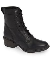 Timberland - Sutherlin Bay Water Resistant Lace-up Bootie - Lyst