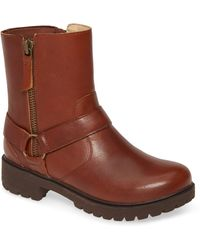 Alegria Water Resistant Boot - Brown