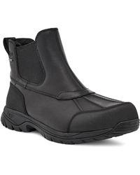 UGG - UGG Butte Waterproof Chelsea Boot - Lyst