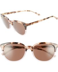 8c26e1871da Tory Burch - 55mm Sunglasses - Lyst