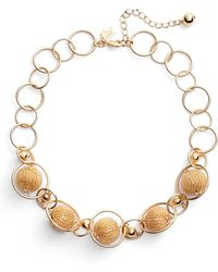 Kate Spade Beads And Baubles Choker - Multicolour