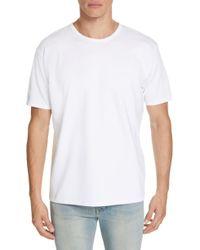 Acne Studios Niagara Tech T-shirt - White