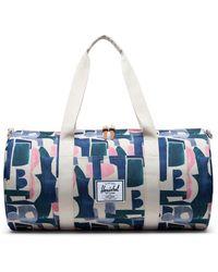 Herschel Supply Co. Sutton Duffel Bag - Blue
