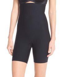 Spanx - Spanx Thinstincts Mid Thigh Shorts - Lyst