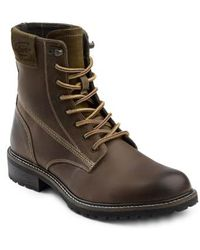G.H.BASS - 'brodie' Plain Toe Boot - Lyst