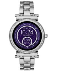 Michael Kors - Sofie Smart Bracelet Watch - Lyst