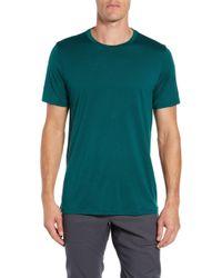 2cd62b0a Icebreaker - Tech Lite Short Sleeve Crewneck T-shirt - Lyst