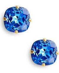 Sorrelli - Halcyon Crystal Earrings - Lyst