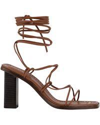 FRAME Le Doheny Strappy Sandal - Brown