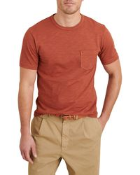 Alex Mill Crewneck T-shirt - Red