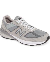 New Balance S M990 990v4 Grey Size: 11 Xw Us
