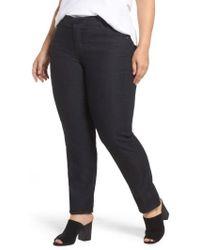 Wit & Wisdom - Ab-solution Straight Leg Jeans - Lyst