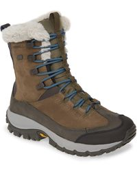 Merrell Thermo Rhea Mid Waterproof Boot - Multicolour