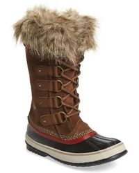 Sorel | 'joan Of Arctic' Waterproof Snow Boot | Lyst