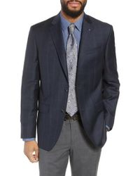 Ted Baker - Jay Trim Fit Houndstooth Wool Sport Coat - Lyst