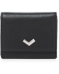 Botkier - Soho Mini Leather Wallet - Lyst