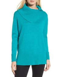 Chaus   Cowl Neck Sweater   Lyst
