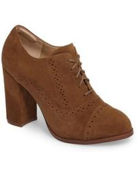 Isola - Holli Oxford Pump - Lyst