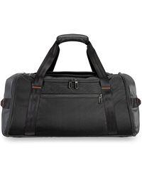 Briggs & Riley Zdx Large Duffle Bag - Black