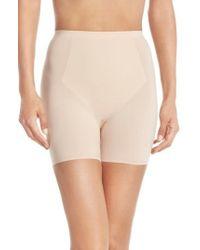Spanx - Spanx Thinstincts Girl Shorts - Lyst