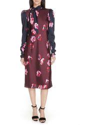 Joie - Kyan Sheath Dress - Lyst
