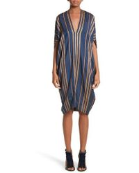 Zero + Maria Cornejo - Stripe Dress - Lyst