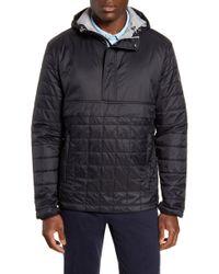 Cutter & Buck - Rainier Primaloft Insulated Half Zip Pullover - Lyst