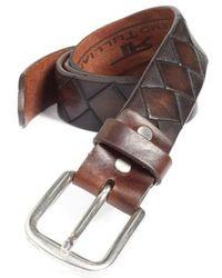 Remo Tulliani - 'dino' Leather Belt - Lyst