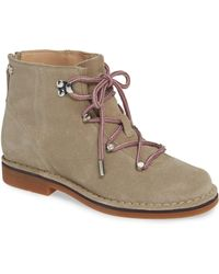 Hush Puppies - Hush Puppies Catelyn Hiker Bootie - Lyst