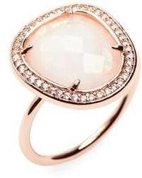 Melanie Auld - Moonstone Ring - Lyst