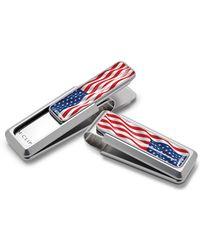 M-clip - M-clip American Flag Money Clip - Metallic - Lyst
