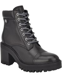 Marc Fisher - Wenner Lace-up Boot - Lyst